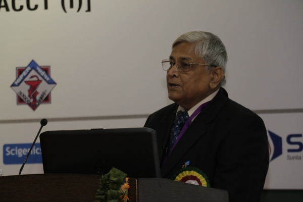Keynote Speech by Dr. B. P. Chatterjee