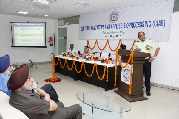 Dr. R. S. Sangwan - Welcome Address