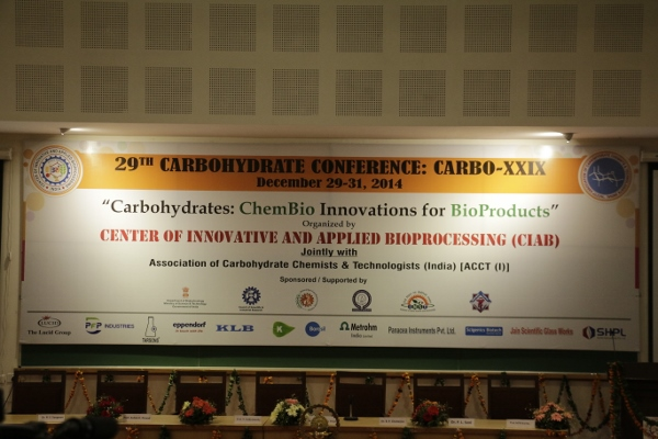 CARBO-XXIX Conference